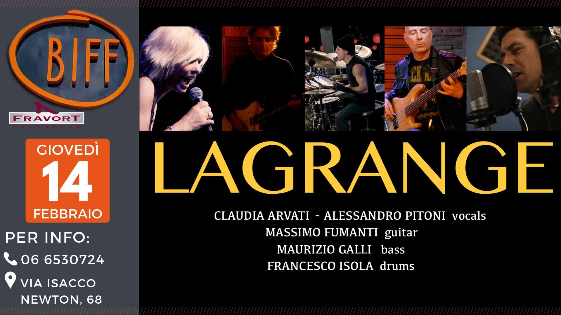 LaGrange Band